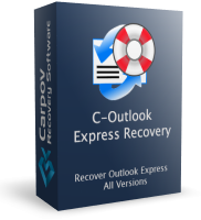 C-Outlook Express Recovery logo